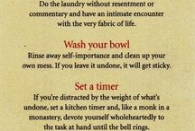 Tips for Mindful living