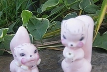 salt and pepper shakers / by Donna Barrett
