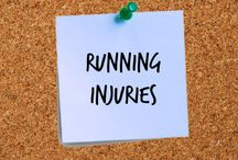 Running Injuries / If you've run long enough, running injuries are bound to pop up. This board has helpful advice on how to treat running injuries and prevent them from returning.