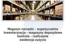 Program magazynowy Narzędziownia® / #Narzędziownia® to profesjonalny system do zarządzania i obsługi magazynu, narzędziowni, środków trwałych, majątku przedsiębiorstwa.  Progarm wykorzystuje nowatorskie rozwiązanie- identyfikację porzedmiotów za pomocą technologii #RFID,