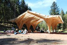 Structuri lemn