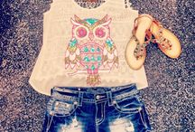Owl outfit