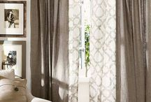 Curtain and Decor /