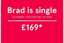 Airline Werbung/Branding