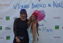 Torneo Benefico Paddle contra el cancer de mama www.grettandhipp.com / Www.grettandhipp.com