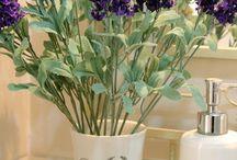 flores artificial  decoração