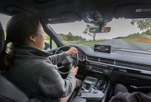 Vehicle Technology / Innovations in driver safety, driverless or autonomous vehicles, and defensive driving assistive technology links.
