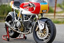 Future bikes / by Stephen Binns