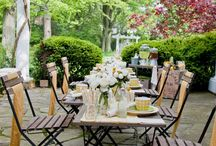 Outdoor Spaces / by Erin Malatesta