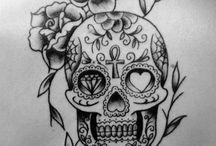 Diseños de tattoo / Variedad de diseños para tatuar