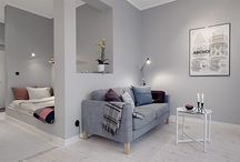 Small spaces / by Eline Bitencourt