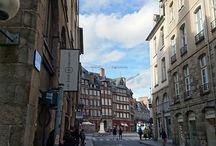 Rennes / La ville de Rennes