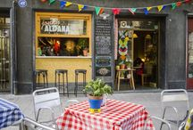 Restaurants to discover