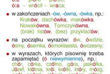 Edukacja język polski
