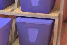 Attic & storage shed shelves