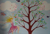 Schilderijen kinderkamer