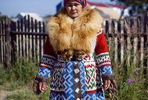 Ethnic / Ethnik, traditional folklore culture style from all over the world