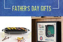 Father's Day Gifts / Good Father's Day gift ideas can be tough to come up with. Dads have a tendency to buy what they need when they need it. Therefore, we say Father's Day 2016 is about WANTS, not needs. We've collected dozens of unique Father's Day gifts for Dad and Grandpa. Will his eyes ever light up when he sees what you've found! / by UncommonGoods