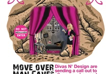 Mom Cave Contest / Some times it takes a mom to know what a mom needs:  Chicago Interior Design Firm, Divas N' Design.