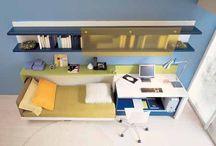 Mobiliario, muebles para espacios reducidos