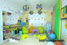 Дизайн детского клуба