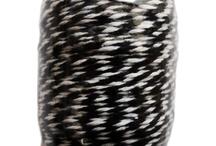 Ribbons, Twine & Fabric