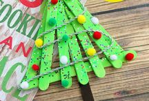 Christmas trees crafts