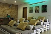 Basement ideas / by Carin Lundblad