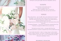 JULY weddings @ Chirpee Flowers by Steph Willoughby / A board about All Things July - Seasonal UK Flowers, beautiful JULY weddings, tips for the month and how to plan ahead for JULY. If you are getting married in JULY - this is the board for you to follow!  Steph X