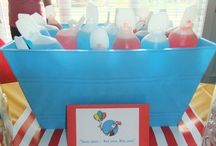 Birthday Party / Ideas for the twins' first birthday / by Andrea Dickens