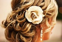 weding hair