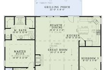 House Plans / by Nicki Johnson
