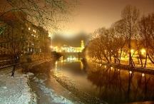 Winter in Oradea