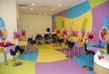 Business ideas / Kiddies salon