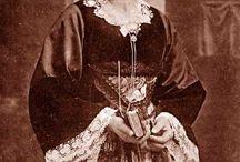 Costumes bretons carhaix poullaouen