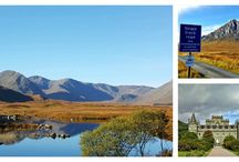 Beautiful Scenery Pictures of Must See Scotland / Beautiful photos of Scottish scenery and city views.