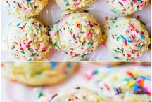 something funfetti / Best of the best funfetti recipes, both from scratch and out of the box!