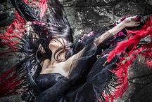 Fotók flamencóról / Fotók flamenco táncosokról, zenészekről