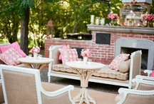 take it outside / outside living spaces that inspire