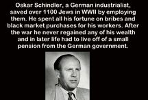 Oskar Schindler mijn held