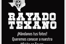 #RayadoTexano