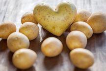 Kartoffeln zum abnehmen