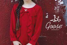 Goose 2016 Sonbahar / Kış ( Autumn / Winter ) / kız çocuk giyim, elbise, abiye, bolero, ceket,
