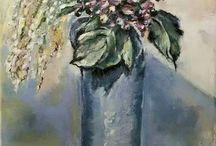 A) Silvie Kreiselová - my own work. / Art Paintings