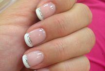 Wedding nails / by Rebeeca Barksdale