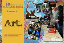 50 Reasons to Love Chandler AZ / Over then next year, we will be compiling 50 reasons we all love Chandler, Arizona! Keep checking back for new reasons!