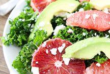 - Salad - / So much more than rabbit food  / by Paulita Ramone