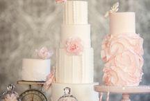 Shabby Chic Wedding Inspiration / Shabby Chic wedding inspiration for the elegant bride.