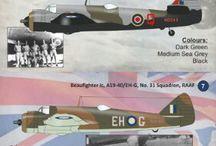 Αγγλικά Αεροσκάφη Β' ΠΠ