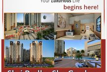 Radha Sky Garden Greater Noida / Shri Group has been launched heritage project at Shri Radha Sky Gardens Noida Extension premising 2-3BHK residential apartments in Greater Noida West area.